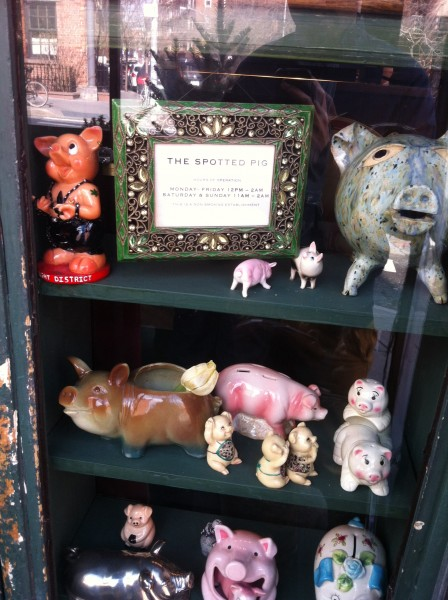 Spotted Pig NYC