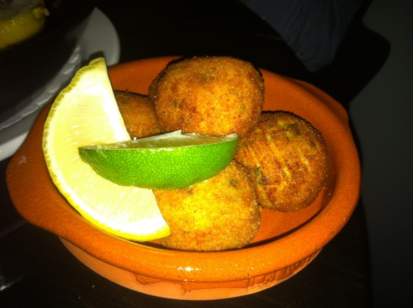 Cod Croquettes