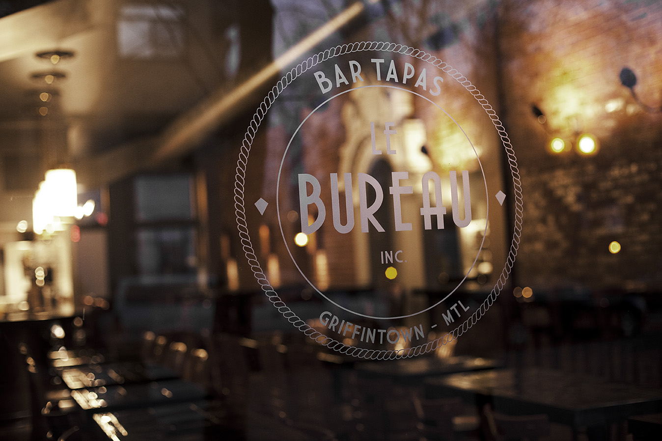 Le bureau bar tapas opens anew in griffintown eater montreal