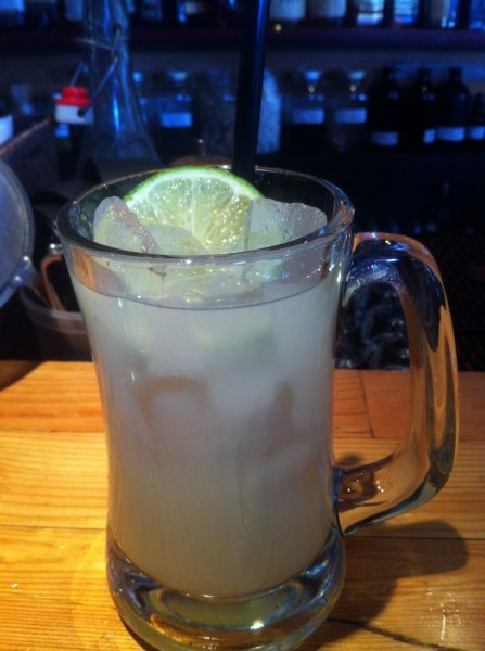County General Cinnamon limeade