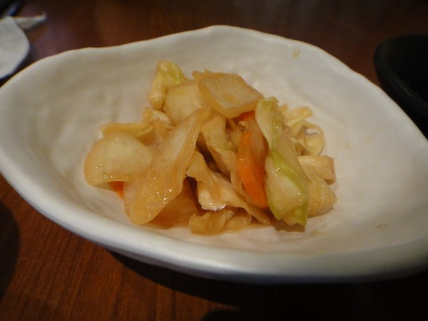 GaNaDaRa Montreal Marinated Cabbage