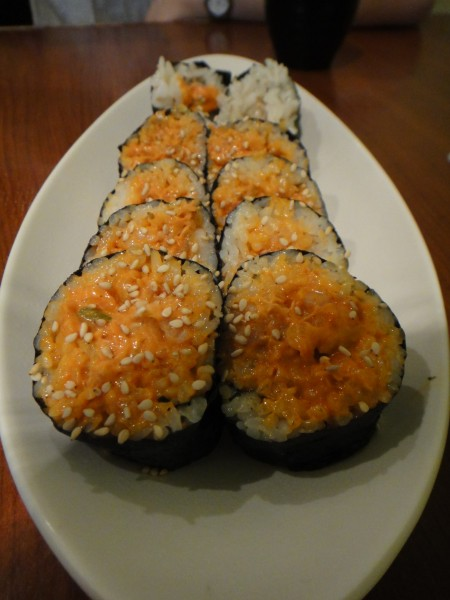 Kimbap Chamchi: Spicy Cooked Tuna