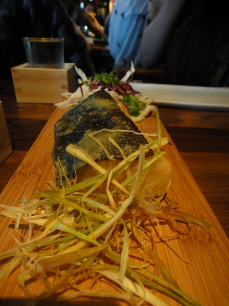 kyo montreal Grilled Miso Cod