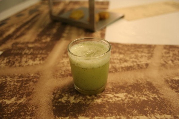 Espaisucre Chupito (Green Apple and Laurel)