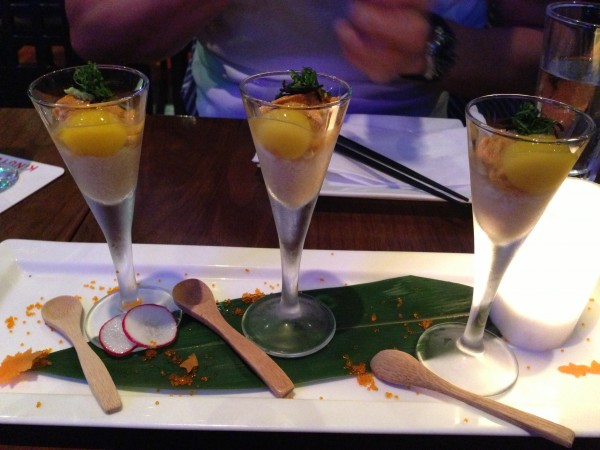 Kingyo Toronto Sea Urchin Shooter ☆Natural ocean viagra☆