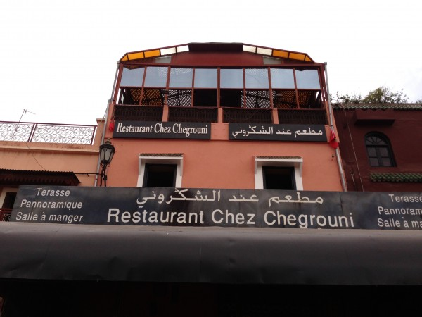 Chez Chegrouni