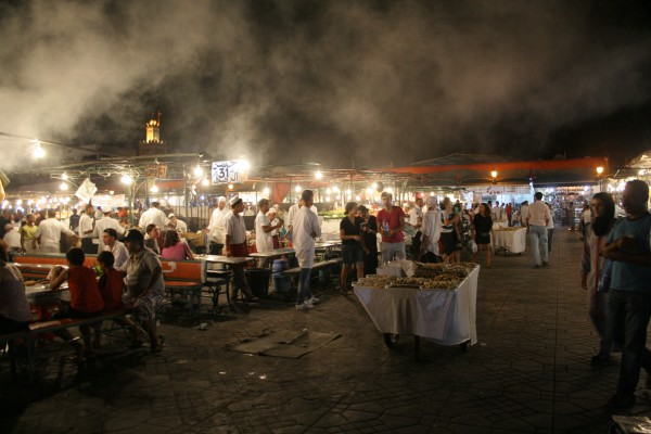 marrakech street food
