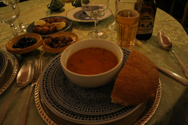 Dar Essalam Moroccan Soup With Dates