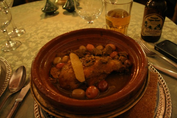 Dar Essalam Chicken Tagine with Lemon and Olives