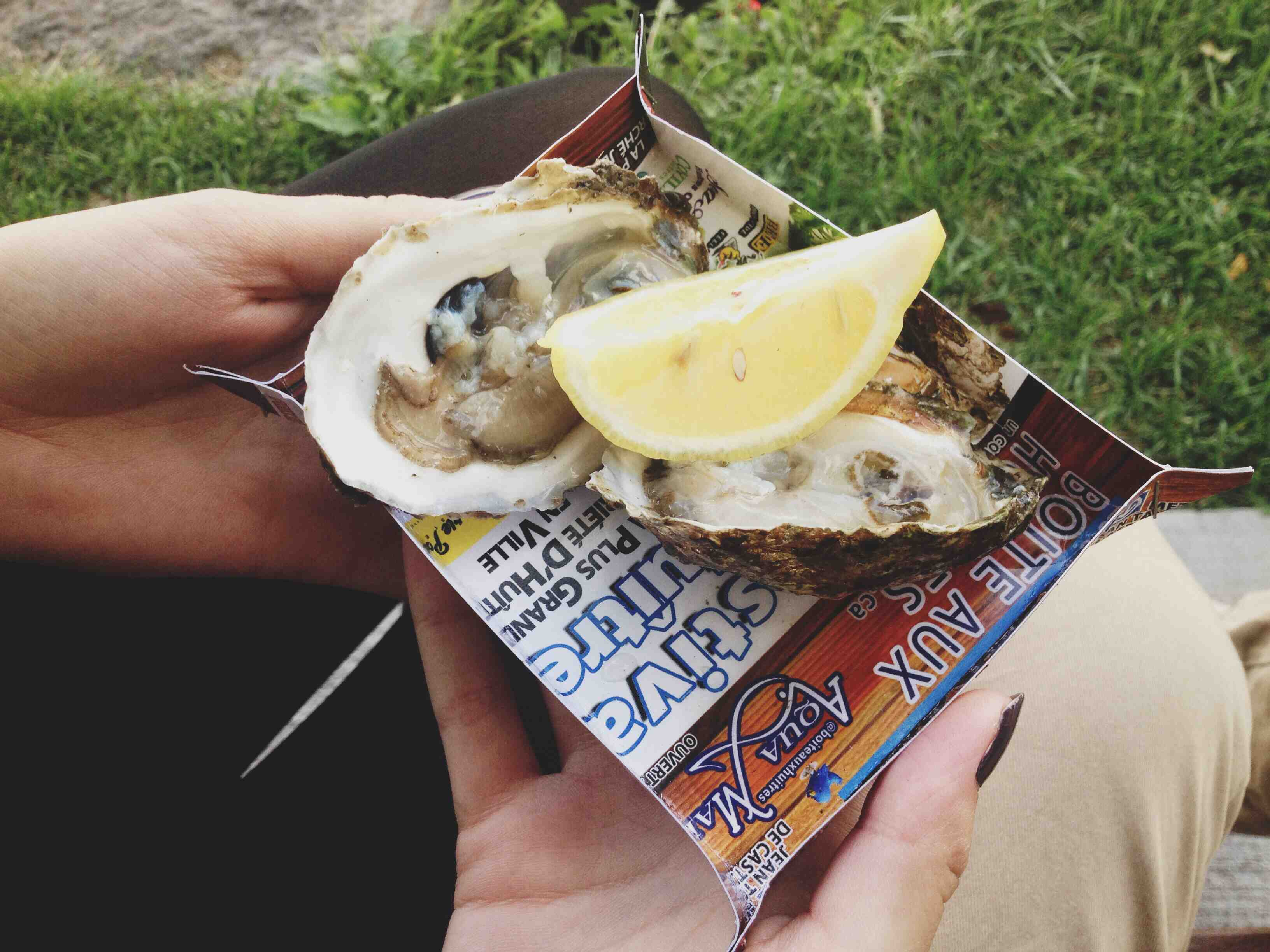 oysterfest montreal