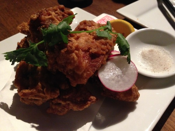 Kingyo Toronto Chicken Karaage with Magic Powder
