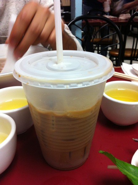 Pho Tien Thanh Vietnamese Iced Coffee