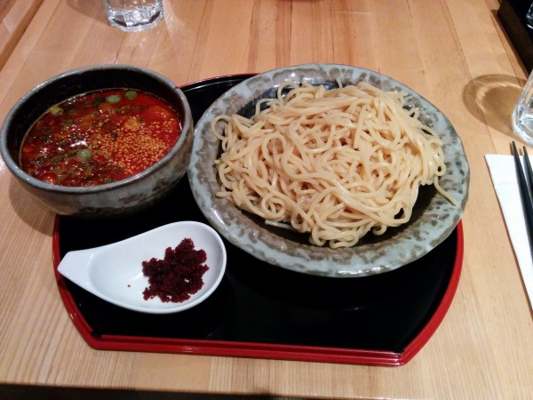 Kara Tsuke-men, Spicy Soya Sauce
