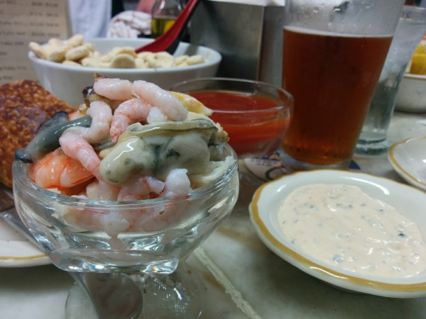 Combination Seafood Cocktail