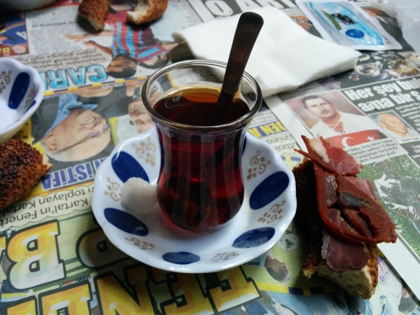 Istanbul Food Tour Turkish Tea