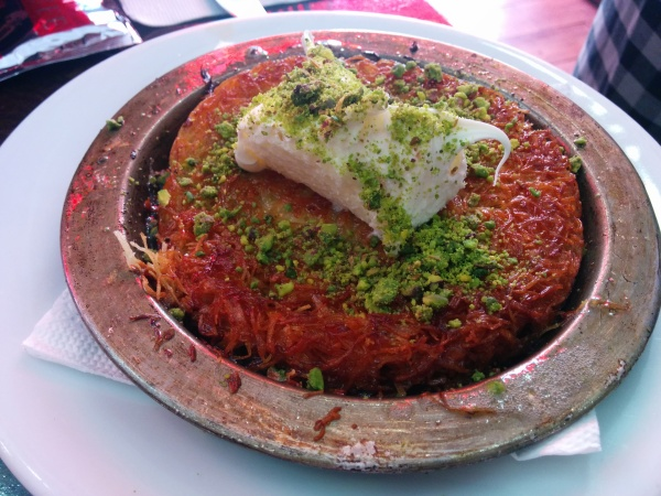Turkish Knafeh