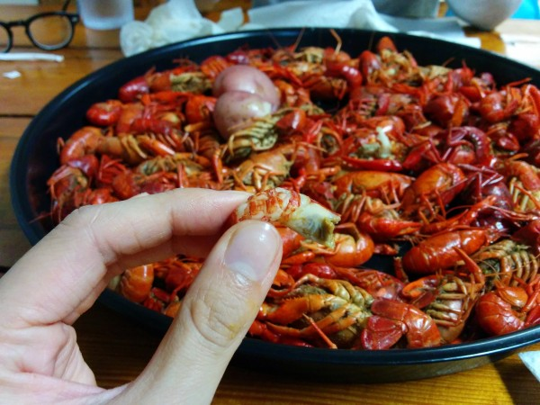 Crawfish Meat