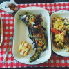 Grilled Cabrilla (Sea Bass)